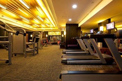 Celebrity City Hotel - 成都 - 健身房