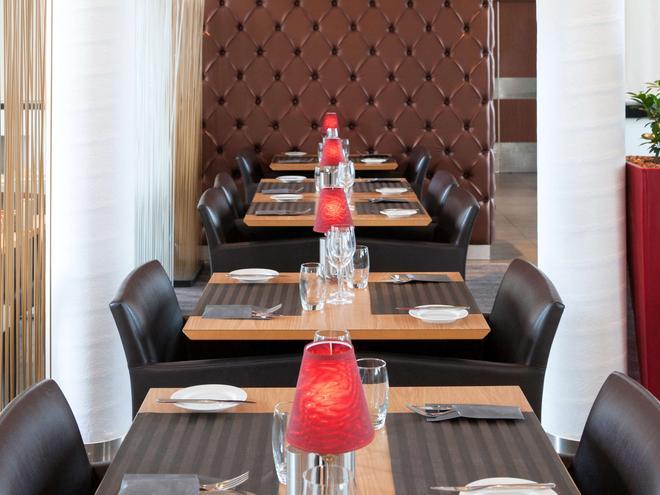 诺富特布鲁日中心酒店 - 布鲁日 - 餐厅