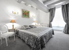 玫瑰园酒店 - 雪浓梭堡 - 睡房