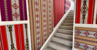亞喀巴金鬱金香飯店 - 亚喀巴 - 楼梯