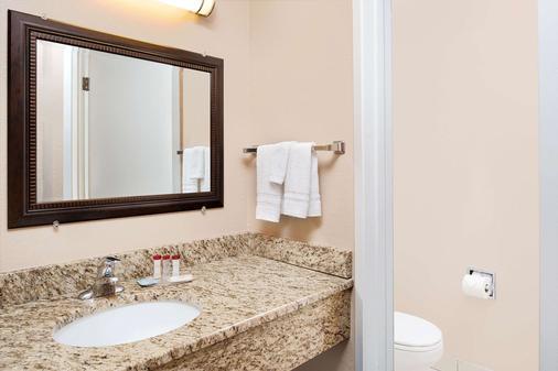 斯波坎谷华美达酒店 - 斯波坎 - 浴室