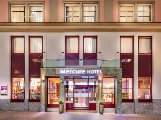 美居维也纳中心酒店 - 维也纳 - 建筑