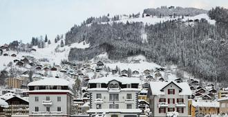 英格堡滑雪酒店 - 英格堡 - 建筑