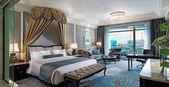 成都环球中心天堂洲际大饭店 - 成都 - 睡房