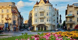 阿特拉斯豪华酒店 - 利沃夫 - 户外景观