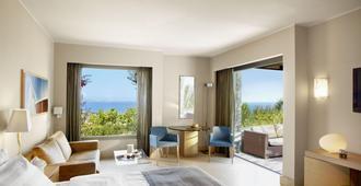 格兰梅里亚度假村&德尔斯克孚豪华别墅酒店 - 圣尼古拉斯(克里特岛) - 睡房