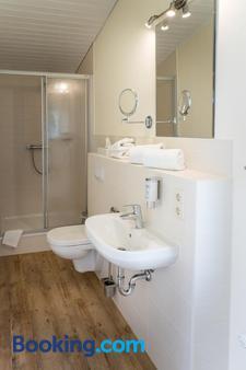 小放松酒店 - 仅供成人入住 - 圣彼得奥尔丁 - 浴室