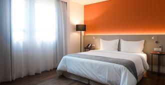 圣保罗阿年比施泰根博阁城际酒店 - 圣保罗 - 睡房