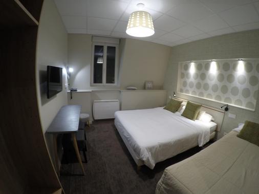 阿利泽斯涛特尔酒店 - 迪纳尔 - 睡房