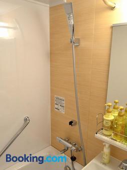 横滨曼达林大酒店 - 横滨 - 浴室