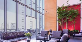 墨西哥城圣达菲nh集团酒店 - 墨西哥城 - 大厅