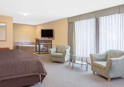 速8苏特圣玛丽酒店 - 苏圣玛丽 - 睡房