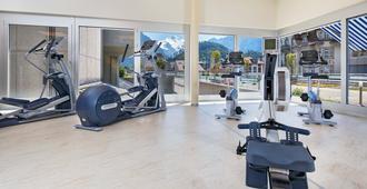 瑞士品质都市酒店 - 因特拉肯 - 健身房