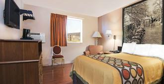 圣安东尼奥速8酒店 - 圣安东尼奥 - 睡房