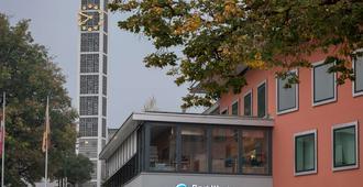 斯皮尔加滕贝斯特韦斯特酒店 - 苏黎世 - 建筑