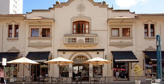 艾斯塔拉格姆杜咖啡酒店 - 波苏斯-迪卡尔达斯 - 建筑