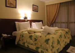 天际尚瑞扎德酒店 - 开罗 - 睡房