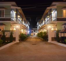 我们的住宿@良瑞大酒店,茵莱湖