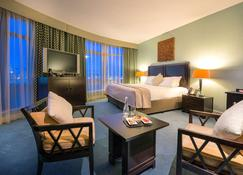 科克国际大酒店 - 科克 - 睡房