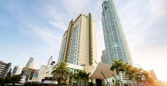 黄金海岸水印酒店和水疗中心 - 冲浪者天堂 - 建筑