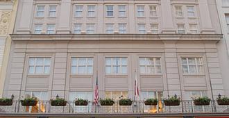 新奥尔良法国区阿斯特皇冠假日酒店 - 新奥尔良 - 客厅