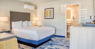 溪畔旅馆 - 坎布里亚 - 睡房