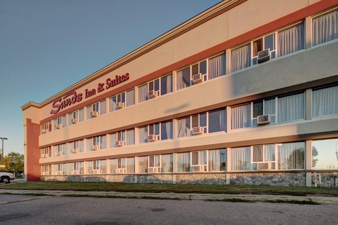 金沙套房酒店 - 埃德蒙顿 - 建筑