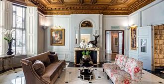 丽笙蓝光爱德华七世范德比尔特酒店 - 伦敦 - 客厅