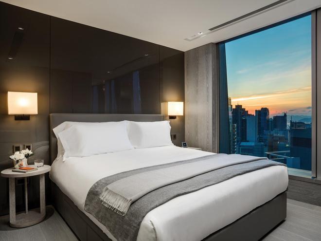 壹96酒店 - 香港 - 睡房