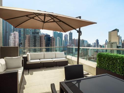 壹96酒店 - 香港 - 阳台