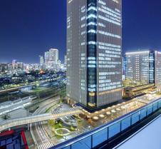 名古屋王子大饭店天空塔
