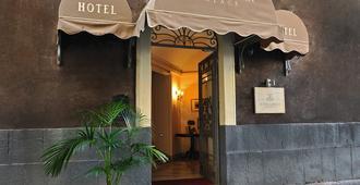 曼格内里宫酒店 - 卡塔尼亚 - 建筑