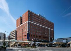 仓敷站前阿帕酒店 - 仓敷 - 建筑