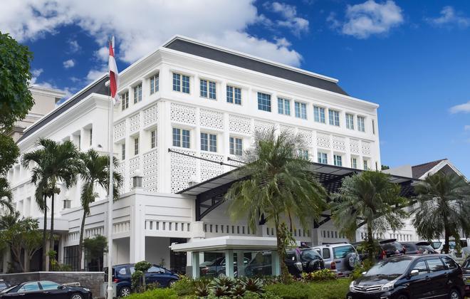 茂物米拉酒店 - 茂物 - 建筑