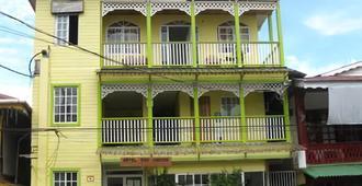 奇裘爵士酒店 - 青年旅舍 - 博卡斯-德尔托罗 - 建筑
