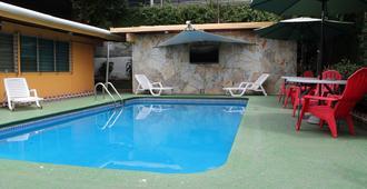 Hostal Cocos Inn - 巴拿马城 - 游泳池