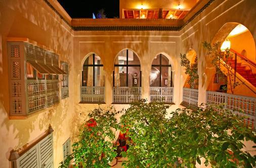 密斯利亚摩洛哥传统住宅酒店 - 马拉喀什 - 建筑