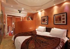 密斯利亚摩洛哥传统住宅酒店 - 马拉喀什 - 睡房