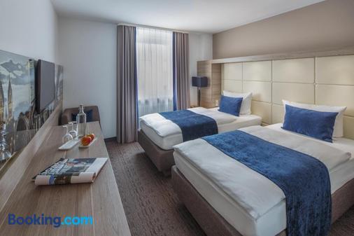埃里克斯酒店 - 弗莱堡 - 睡房