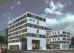 丽柏旅馆-马尔摩 - 马尔默 - 建筑