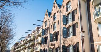 叶思早济慈格朗特礼宾精品公寓 - 阿姆斯特丹 - 户外景观