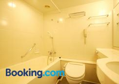 水户总统酒店 - 水戶市 - 浴室