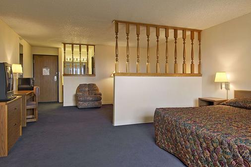 彭德尔顿温德姆速 8 酒店 - 彭德尔顿 - 睡房