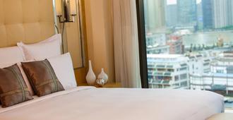 上海豫园万丽酒店 - 上海 - 睡房