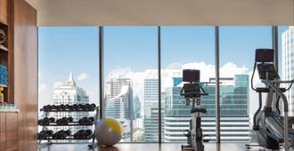 曼谷无线路英迪格酒店 - 曼谷 - 健身房