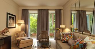 德露西酒店 - 罗马 - 客厅