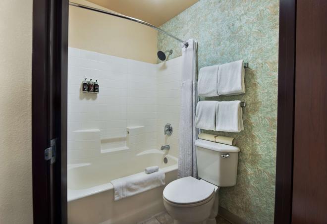 彭德尔顿牛津套房酒店 - 彭德尔顿 - 浴室
