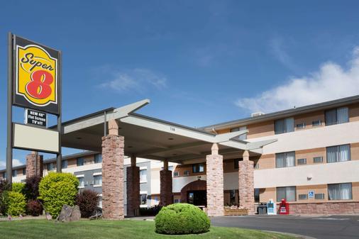 科罗拉多州大章克申速8酒店 - 大章克申 - 建筑
