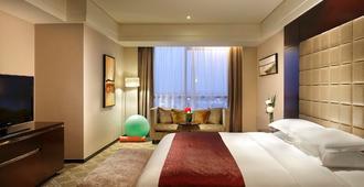 上海浦东绿地铂骊酒店 - 上海 - 睡房