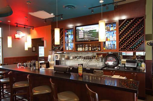 最佳西方太平洋旅馆 - 弗农 - 酒吧